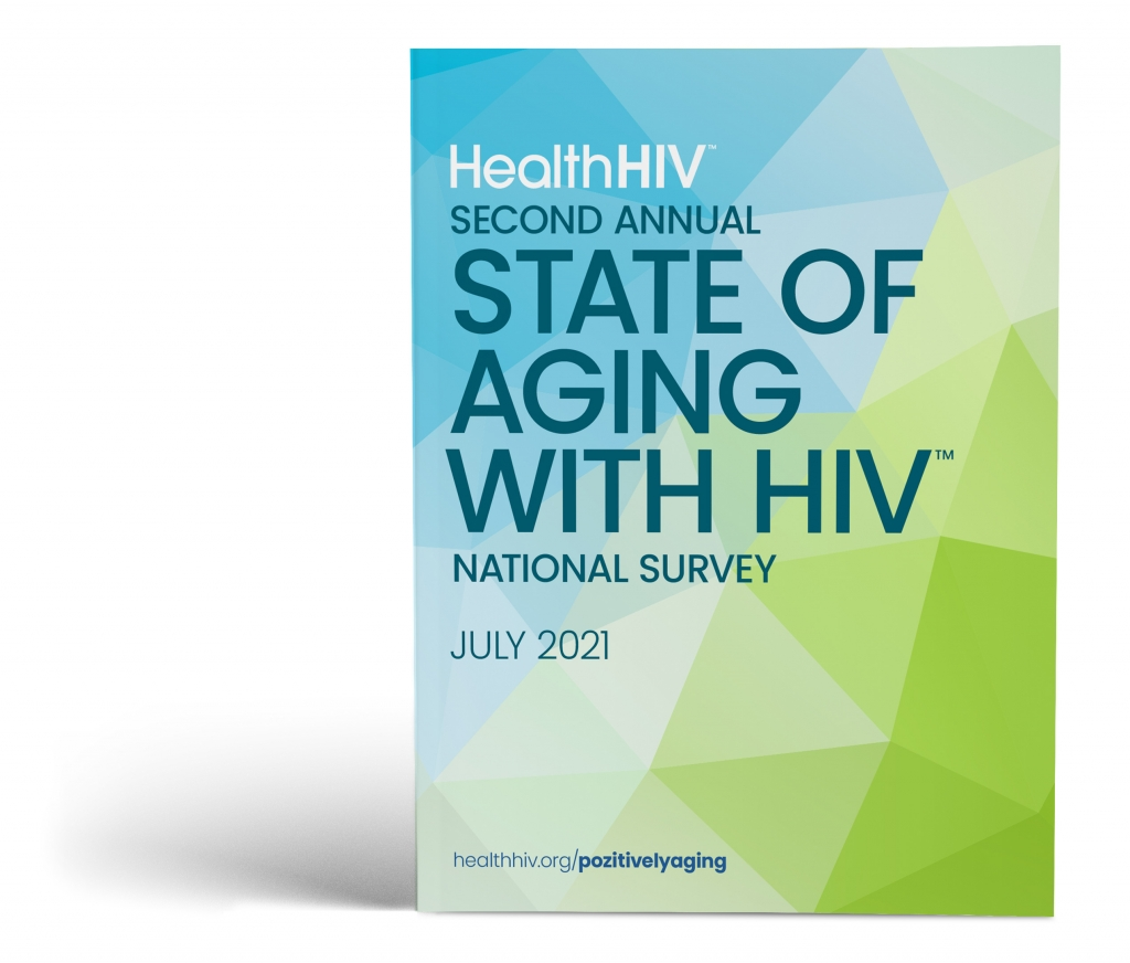 Second Annual State Of Aging With HIV National Survey